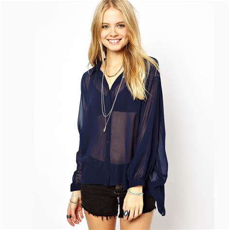 s sheer blouses 2014 perspective blouses chiffon
