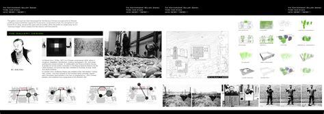 Architectural Portfolio Ideas Elclerigo Com