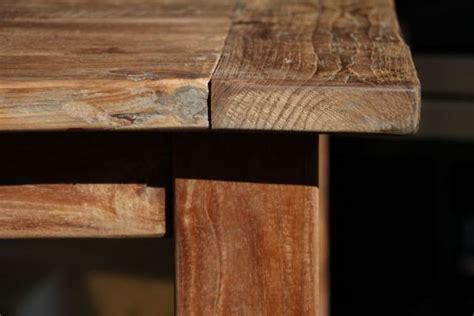 Tisch Aus Altem Holz by Tische Aus Altem Holz Exklusive Holztische Und St 252 Hle