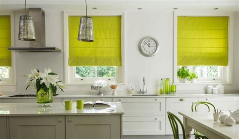 lime green kitchen blinds blinds made to measure blinds from 7091