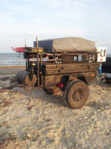 offroad trailer 53 best images about military cing trailer on pinterest