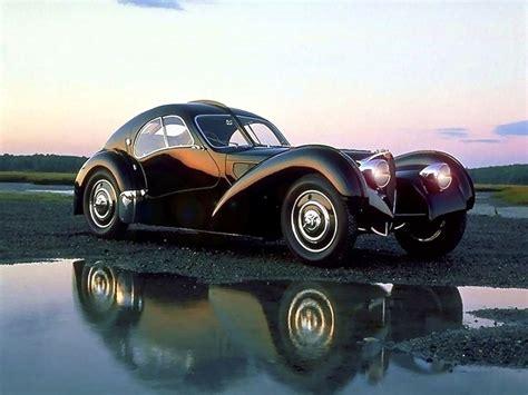 1938 Bugatti Is Ralph Lauren's Inspiration For New