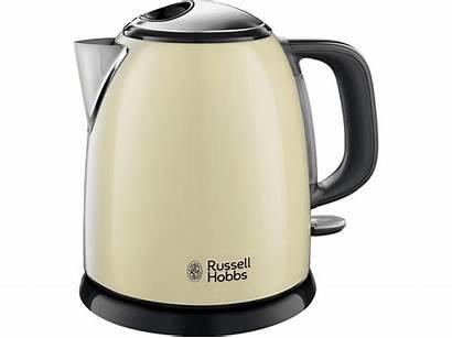 Hobbs Russell Colours Wasserkocher Creme Schwarz