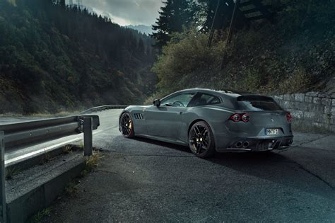 Gtc4lusso T 4k Wallpapers by Novitec S Gtc4lusso T Has Carbon Extras And 709bhp