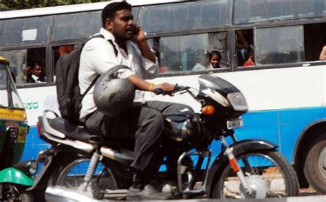 Two-wheeler Riders, You Could Soon Face Heavy Penalties
