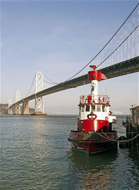 Fireboat Guardian by San Francisco Landmark 225 Engine Company No 9 And