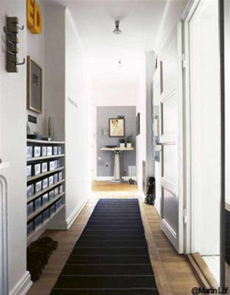 idee peinture couloir unique awesome decoration couloir