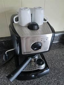 Espresso Adventures With Delonghi Ec155 Espresso Machine