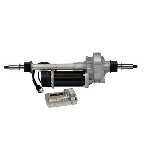 controller and drive assembly motor brake transaxle for the golden technologies