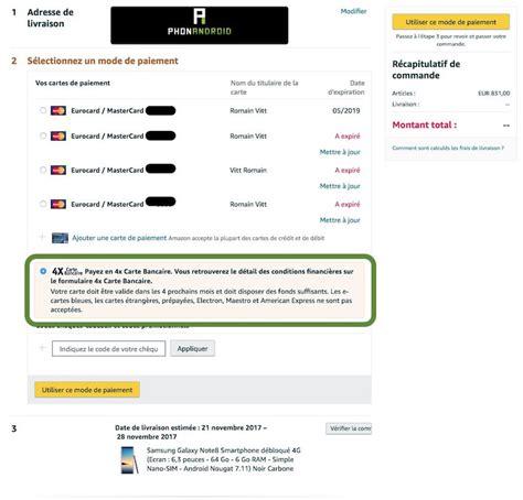 paiement 4 fois cb paiement 4 fois cb 28 images comment payer votre commande en 4 fois par carte bancaire
