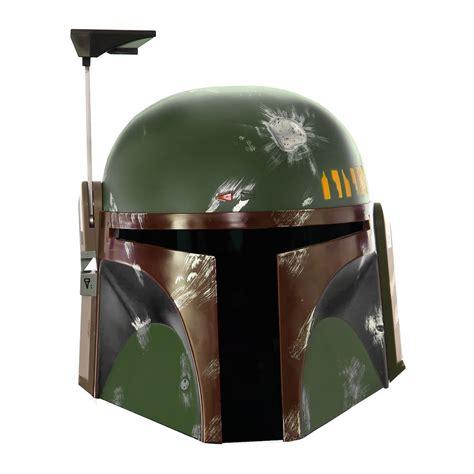 boba fett helmet boba fett helmet wars collectible supreme edition costume mask ebay