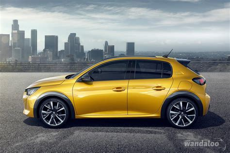 Peugeot 208 Hd Picture by Peugeot 208 2020 En Photos Hd Wandaloo