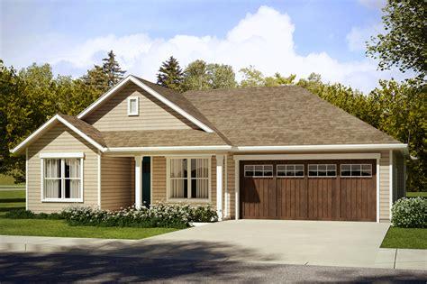 ranch house plan  eastgate    designs