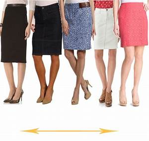 What skirt lengths are appropriate for the office? - StyleBakery