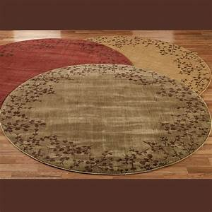 Catarina Round Area Rug