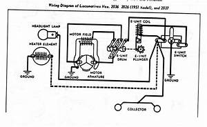 1962 Lionel Train Motor Wiring Diagram