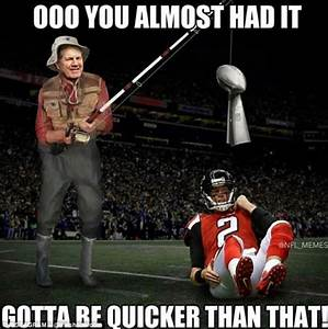 Memes poke fun at Atlanta Falcons' Super Bowl choke ...