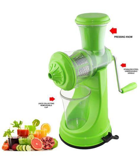 fruit juicer premium light base