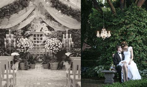 the conservatory garden wedding venue storybook wedding