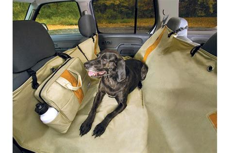Kurgo Hammock by What Are The Best Seat Belts Restraint Devices Pet