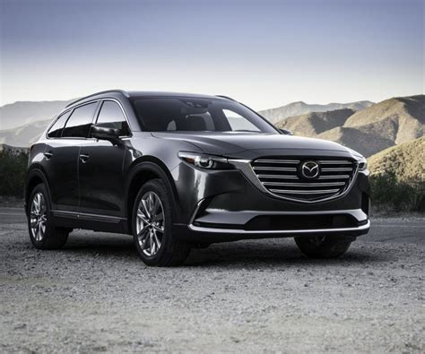 mazda cx9 new 2017 mazda cx 9 would get a total redesign