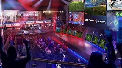 Esports Arena Fortnite Vegas Casino Luxor Tournament