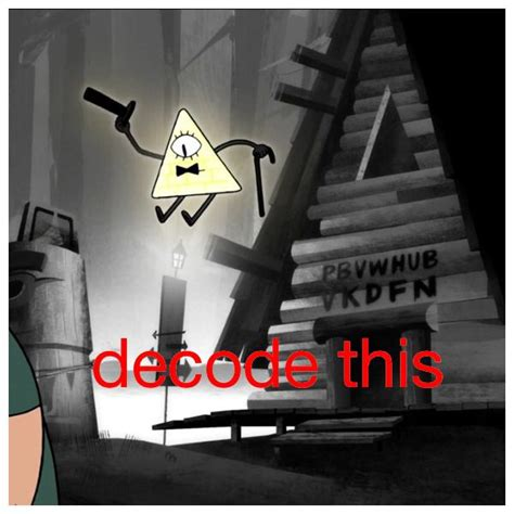 three letters back 23 best images about gravity falls secrets on 25287