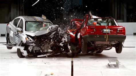 Crash Test the 5 most popular iihs crash test
