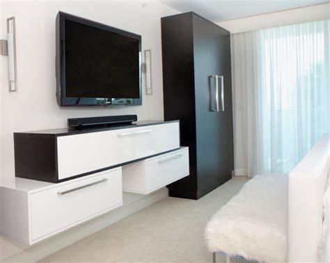 floating nightstand with drawer furniture white wooden wall mounted tv cabinet with book