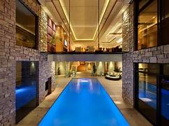 Ultimate Holiday Pad In The Brazilian Mountains Endless Pools Backyard Swim Spa Contemporary Swimming Pools And Spas Spa Swimming Pool Swimming Pool Designs Modern SpaSwimmingPool 1 Swimming Pool Guide Swimming Pools Designs