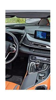 BMW i8 2018 Roadster Interior Car Photos - Overdrive