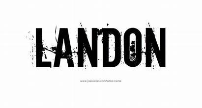Landon Lauren Tattoo Designs Male Female