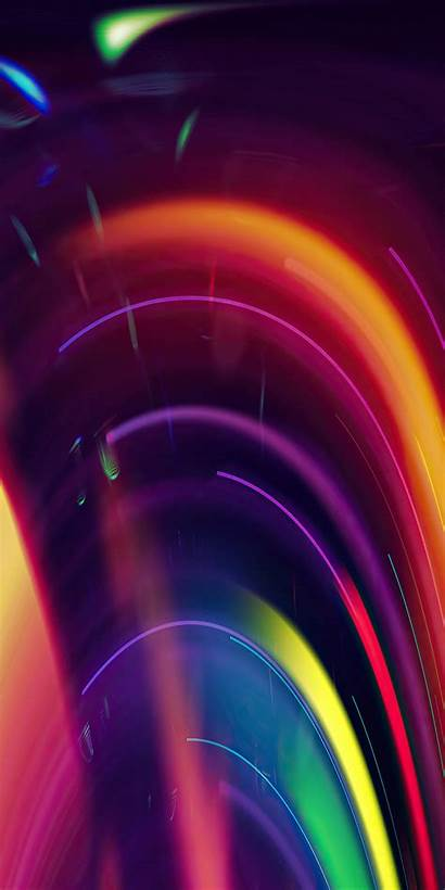 4k Wallpapers Artistic Motion Lights Iphone Honor