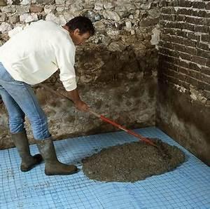 Plaque D Isolation Au Sol : isolation thermique des sols d 39 une maison ~ Premium-room.com Idées de Décoration