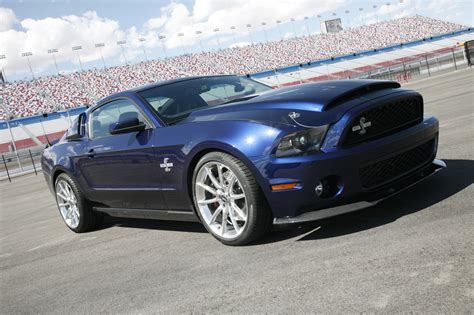 2018 Shelby Ford Mustang Gt500 Super Snake Car Tuning