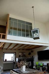 verriere atelier artiste archi cloison vitree With amenagement entree exterieure maison 9 comment creer une chambre fermee en mezzanine