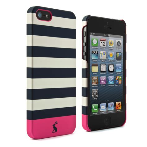 iphone 5 phone cases joules iphone 5 stripe classic clip the phone shop
