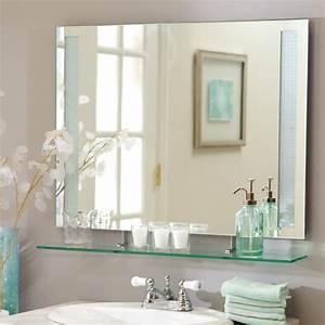 Large bathroom mirror ideas small bathroom for Large bathroom design ideas