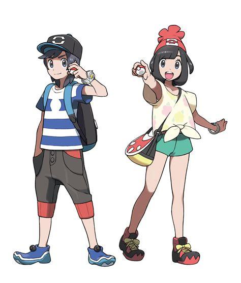 Pokemon Sun And Moon Trailer Introduces Seven New Pokemon