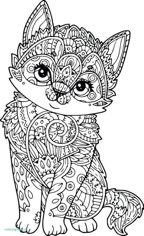 dessin a imprimer gratuit coloriage loup chat bondless