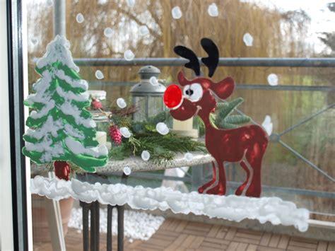 Fingerfarbe Fenster by Winterlandschaft Mit Fingerfarbe Kreative Bastel Tipps