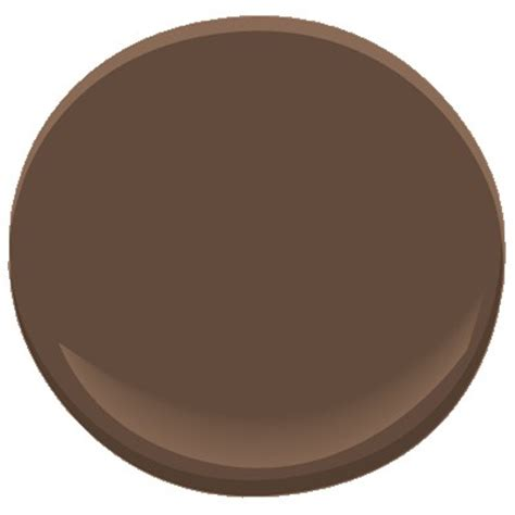chocolate candy brown 2107 10 paint benjamin moore