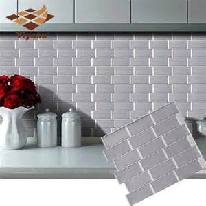 Peel And Stick Tile Decals by Subway Silver Tile Self Adhesive Peel And Stick Wall Decal