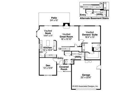 country house floor plans country house plans radbourne 30 562 associated designs