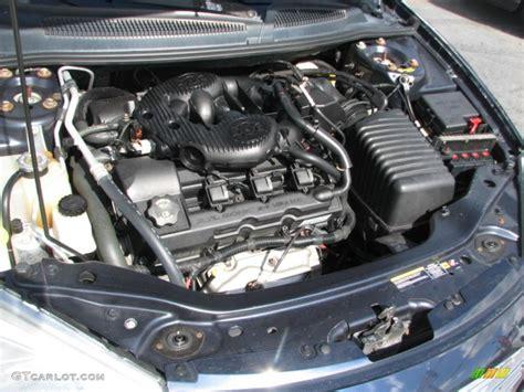 2004 Chrysler Sebring Engine 2004 chrysler sebring limited convertible 2 7 liter dohc