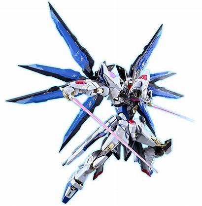 Gundam Freedom Strike Build Metal Zgmf Seed