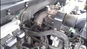 03 Ford Expedition 4 6l Pcv Hose Bad