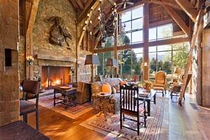 20, Cozy, Rustic, Living, Room, Designs, To, Ensure, Your, Comfort