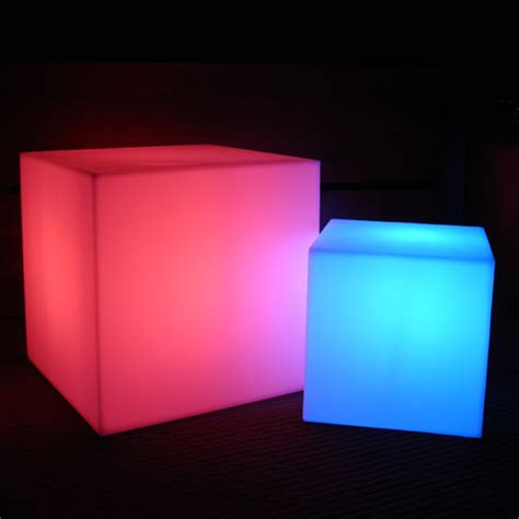 cube lumineux pictures to pin on pinsdaddy