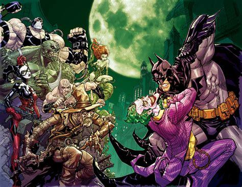 Batman Arkham Asylum  Batman Wiki